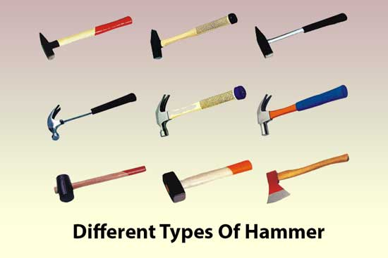 Types Of Hammer