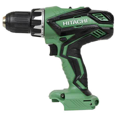 Hitachi DS18DGL 18V Cordless Lithium-Ion Compact Drill/Driver