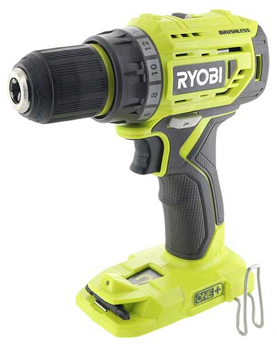 Ryobi P252 18V Lithium-Ion Battery Powered Brushless Driver