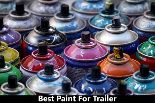best paint for trailer