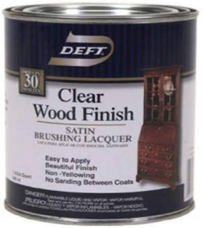 Deft Interior Clear Wood Finish