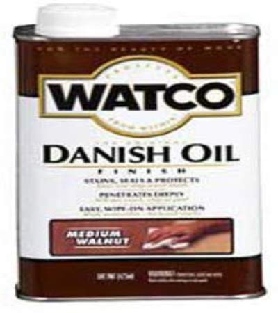 Watco 65951 Danish Oil Wood Finish
