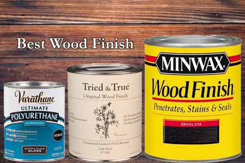 best wood finish