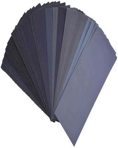 Miady Assorted Grit Sandpaper