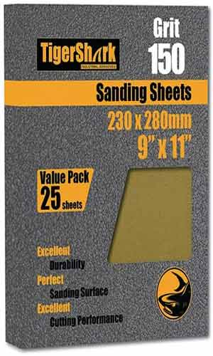 TigerShark Sanding-Sheets