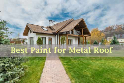 best metal roof paint